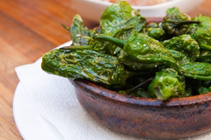 Padron Pepper Recipe