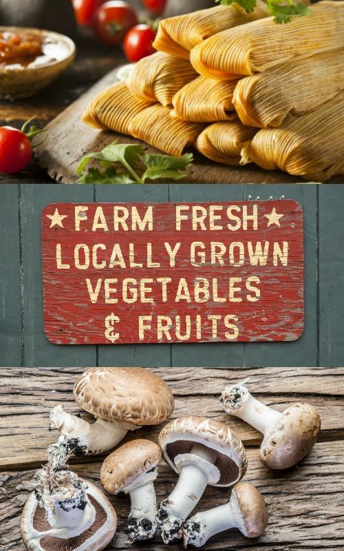 Farmer's Market Calistoga