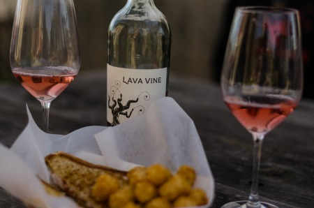 Lava Vineyard Winery